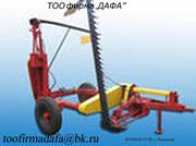 Комбинированная навеска КУН-0, 8 со сменными орудиями на трактора МТЗ