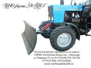 Навесное оборудование на трактор (КУН-0, 8), грабли, отвалы, сенокосилки